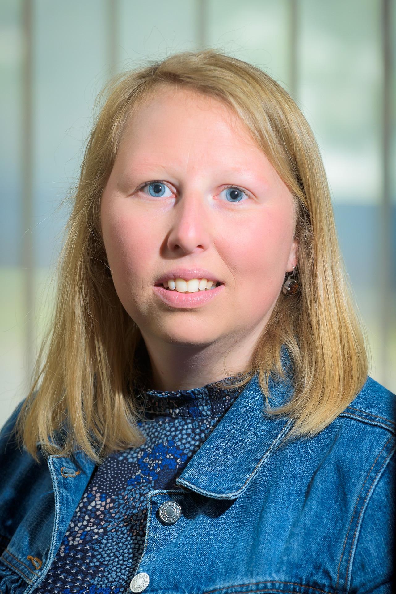 Laurie CHAUVIN, promotion d'immobilier d'entreprise neuf