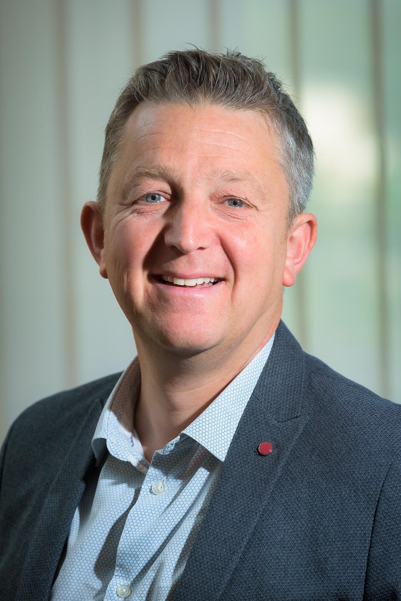 Benoit DE HEYN, createur d'immobilier d'entreprise neuf en Ile de France