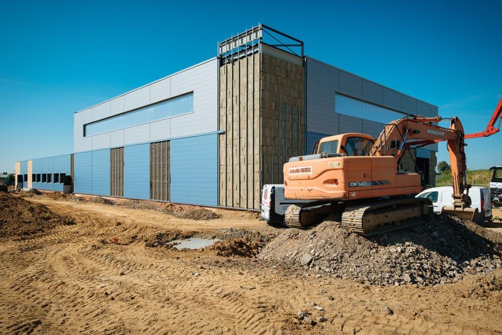 construction batiment bureaux ADAPT